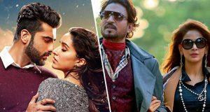 Half Girlfriend & Hindi Medium 3 Days Total Collection