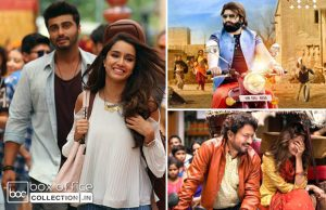 Advance Booking of Half Girlfriend, Hindi Medium and Jattu Engineer