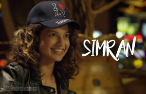 Kangana Ranaut in and as Simran