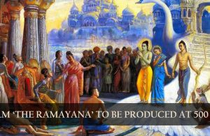 Ramayana to be Adapted for Silver Screen at Whopping Budget of 500 Cr