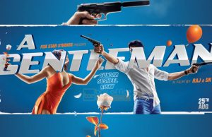 A-Gentleman (Reloaded) Sidharth Malhotra and Jacqueline Fernandez