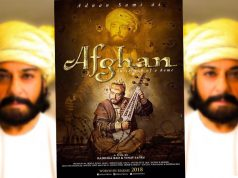 Adnan Sami's Afghan First Look