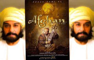 Adnan Sami's Afghan First Look