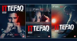 Ittefaq Release Date - 3 November 2017