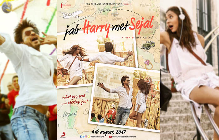 Jab Harry Met Sejal on 4 August 2017