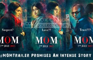 Mom Releasing on 7th July 2017