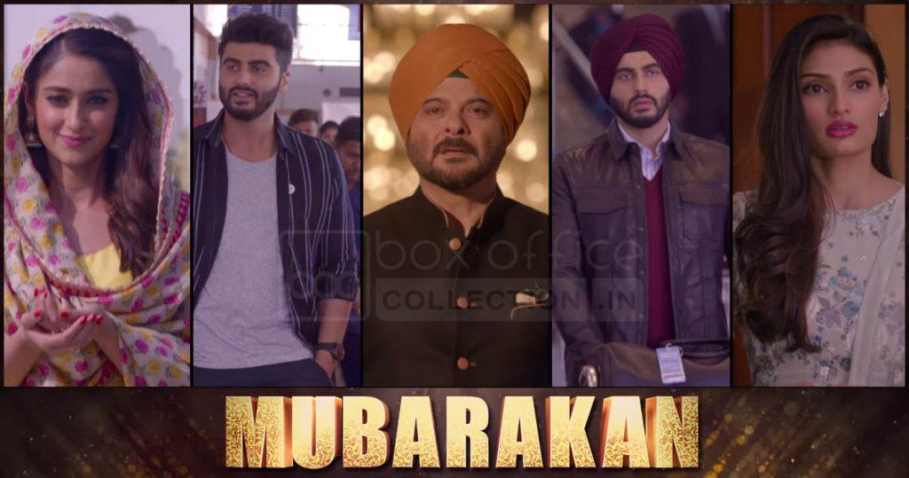 Mubarakan Trailer Out