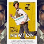 New Poster of Rajkummar Rao's Next Film Newton, 18 August 2017 Release