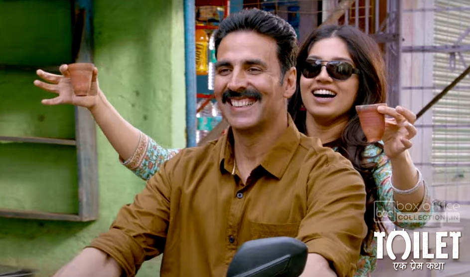 Trailer of Toilet Ek Prem Katha