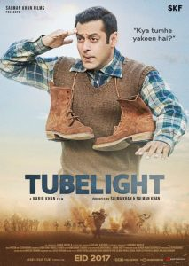 Total Day-Wise Collection of Tubelight