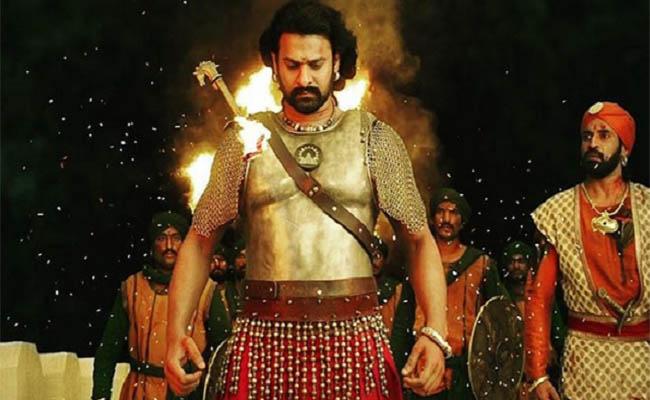 44 days total collection of Baahubali 2 - Hindi, Telugu, Tamil, Malayalam