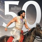 50 Days Total Collection of Baahubali 2 including Hindi, Telugu, Tamil and Malayalam Versions