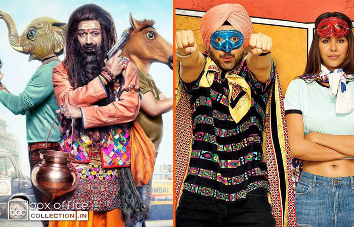 Pre booking of Bank Chor and Super Singh