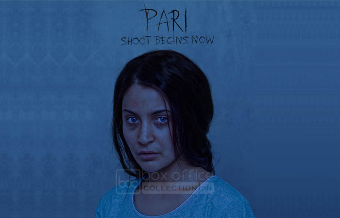 Pari First Look Ft. Anushka Sharma