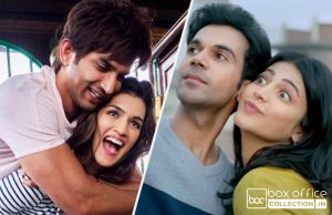 2 days total collection of Raabta and Behen Hogi Teri