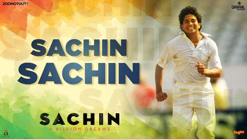 One week total collection of Sachin A Billion Dreams