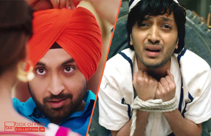 super singh and bank chor 3 days total collection