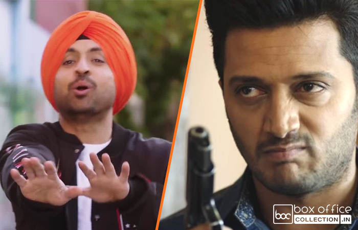 4 Days Total Collection of Super Singh and Bank Chor