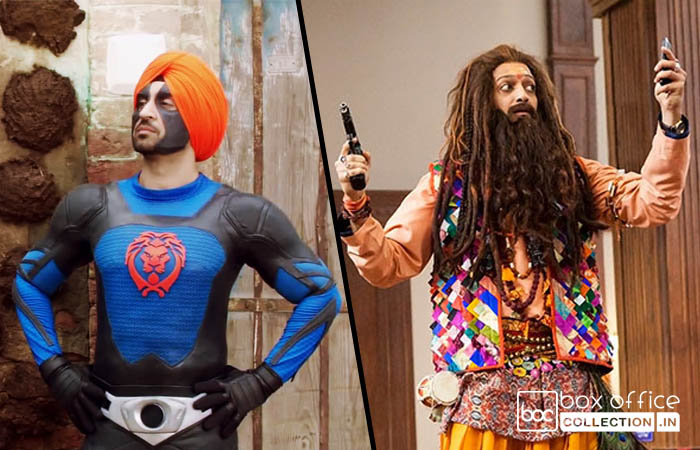 Super Singh and Bank Chor 6 Days Total Collection