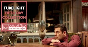 tubelight 5 days total collection
