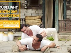 Tubelight 6 Days Total Collection