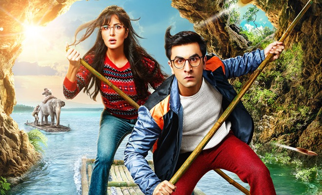 Jagga Jasoos 7 Days Total Collection