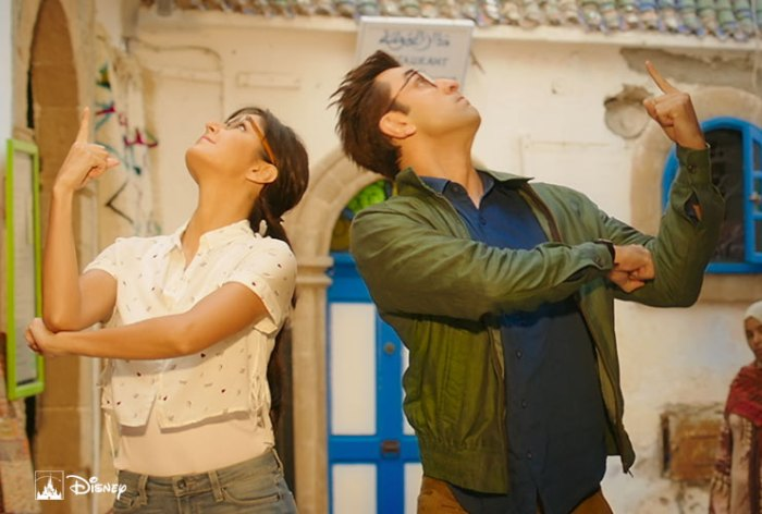 Jagga Jasoos 8th Day Collection