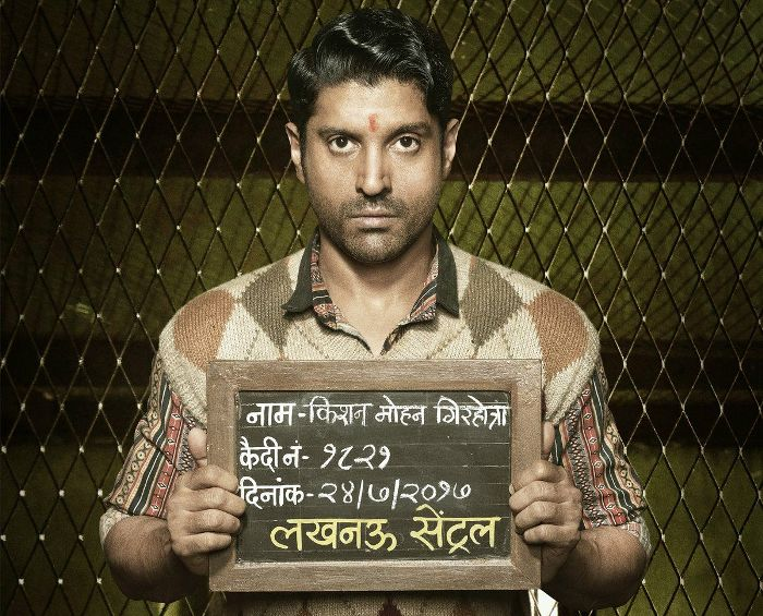 First Look of Farhan Akhtar starrer Lucknow Central