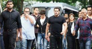 Salman Khan does cameo in SRK's film