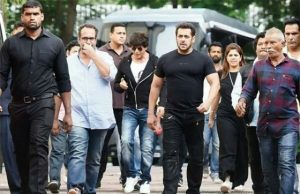 Salman Khan does cameo in SRK's film
