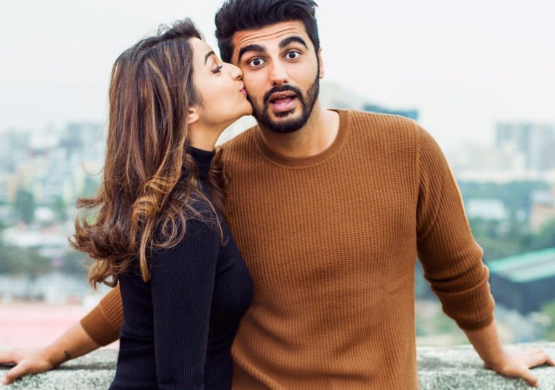 Arjun Kapoor and Parineeti in Sandeep Aur Pinky Faraar