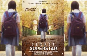 First Look Poster of Secret Superstar