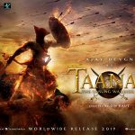 Taanaji First Look Poster- Superstar Ajay Devgn Creates Midnight Sensation