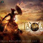Taanaji First Look Poster- Superstar Ajay Devgn Creates Midnight Sensation