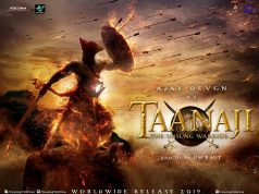 First Look Poster of Taanaji