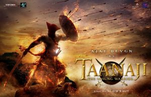 First Look Poster of Taanaji