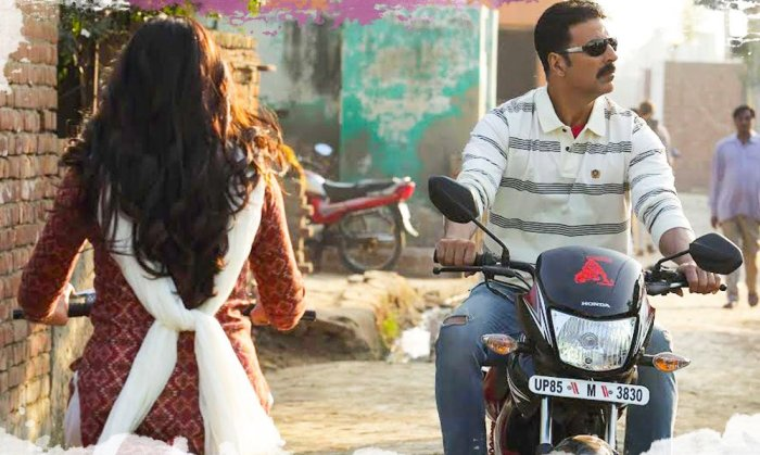How Akshay Kumar's Toilet Ek Prem Katha got Leaked