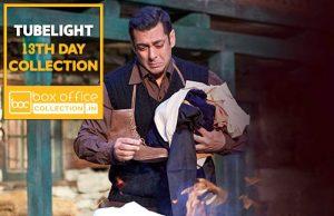 Tubelight 13 Days Total Collection