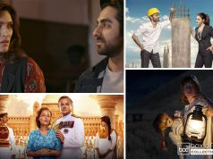 2nd Day Collection of Bareilly Ki Barfi, Partition 1947, VIP 2 Lalkar and Annabelle Creation