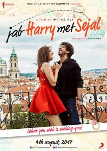 Jab Harry Met Sejal Total Box Office Collection (Day-Wise)