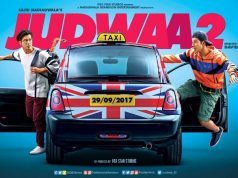 Varun Dhawan's Judwaa 2 First Look Poster is Out, Trailer Coming on August 21