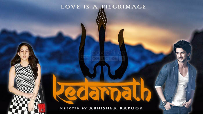 Sara Ali Khan makes her Bollywood debut with film Kedarnath, plays opposite to Sushant Singh Rajput