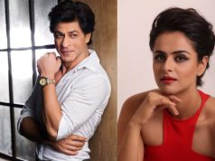 Pollywood Actress Prachi Tehlan Dreams of Romancing with Shah Rukh Khan!