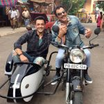 Yamla Pagla Deewana Phir Se Shoot Begins, Dharmendra-Bobby Deol Recreate Sholay's Jai-Viru Pose