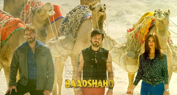 Baadshaho Trailer is Out, A Badass Film Looks Highly Loaded with Kickass Dialogues & Action