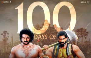 Baahubali 2 Hindi Total 100 Days Collection