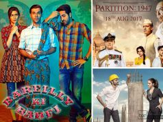 1st Day Collection Prediction of Bareilly Ki Barfi, Partition 1947 and VIP 2 Lalkar