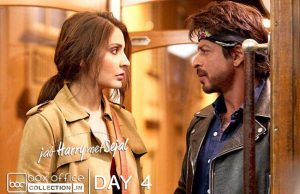 4th Day Collection of Jab Harry Met Sejal JHMS, Crosses 56 Cr Mark with 1st Monday
