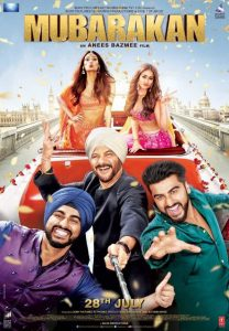 Mubarakan Total Box Office Collection (Day-Wise)