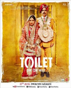 Toilet Ek Prem Katha TEPK Total Box Office Collection (Day-Wise)